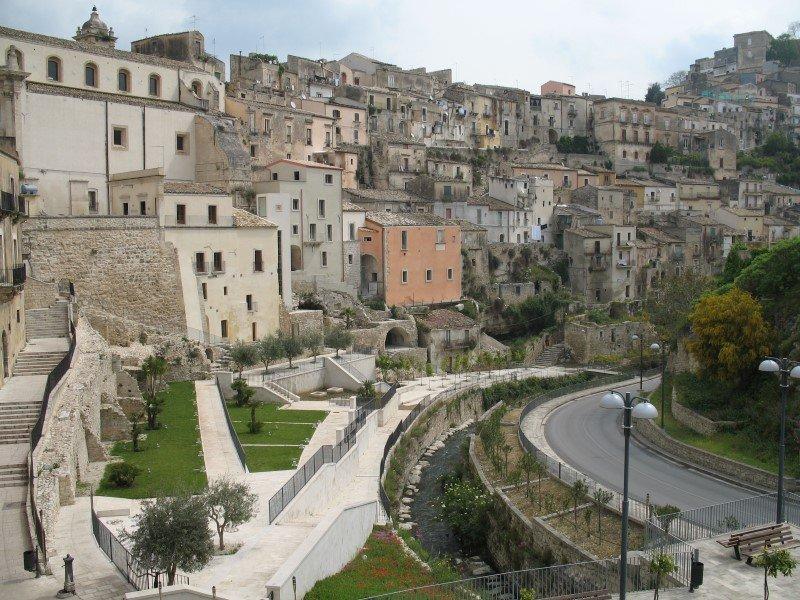 Ragusa - Scorcio di Ibla