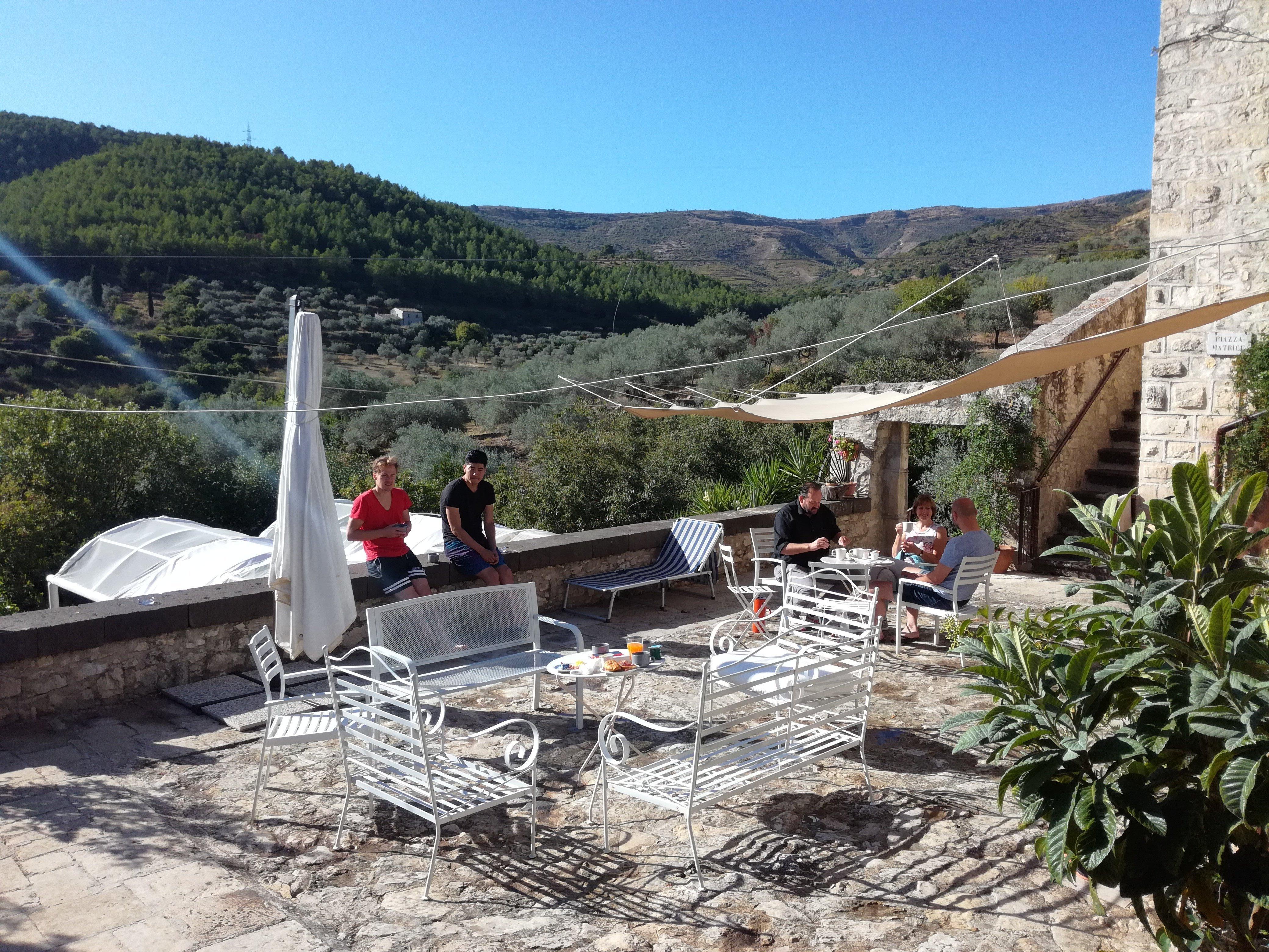 Le Case di Sant Andrea - Agriturismo a Buccheri